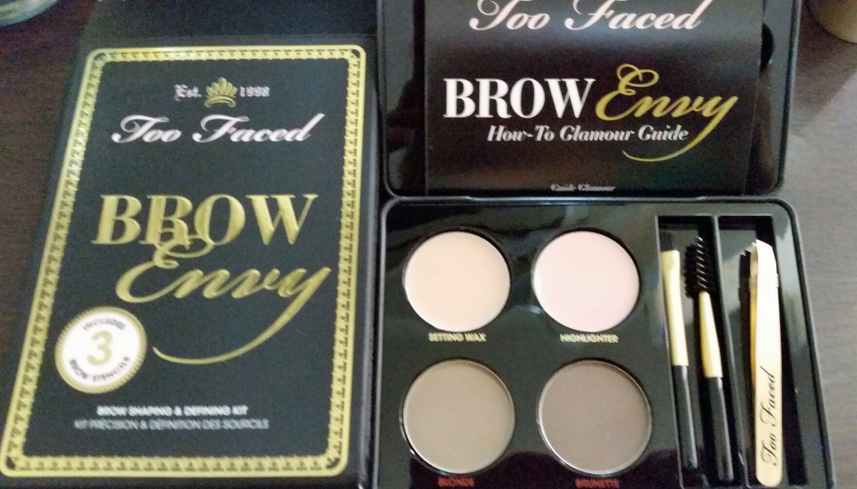 Too Faced Brow Envy Beautiful Imperfection